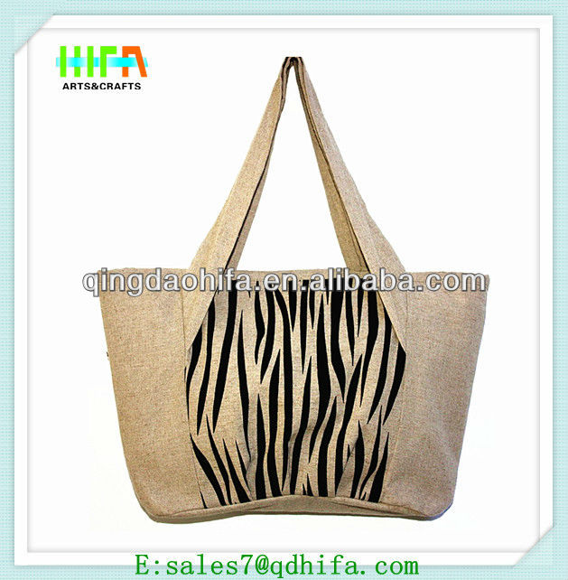 2013 Women Natural Canvas Bag Canvas Wholesale Tote Bags