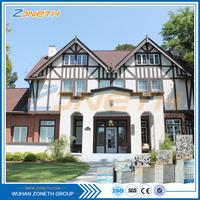 Good quality Manufacturer Prefabricated prefab home companies