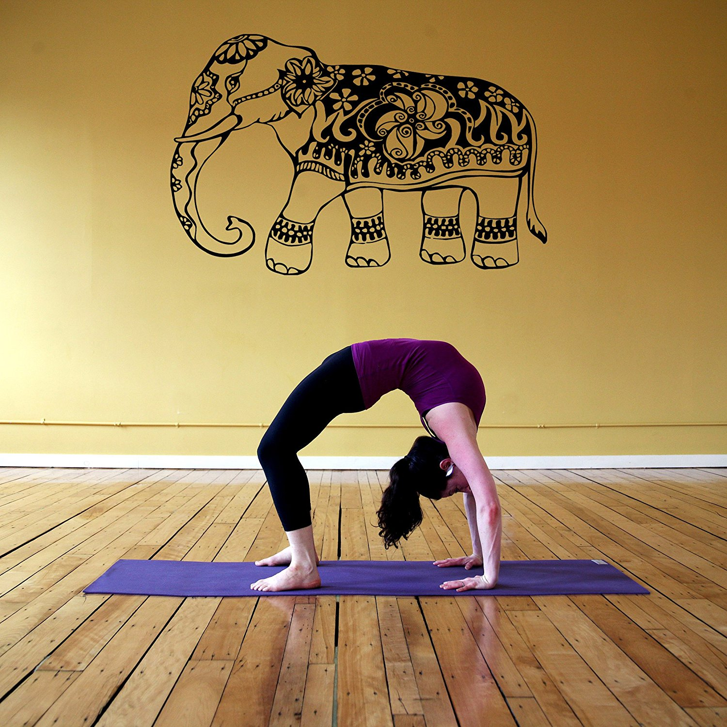 Lovely Yoga Wall Art Gallery - The Wall Art Decorations ...