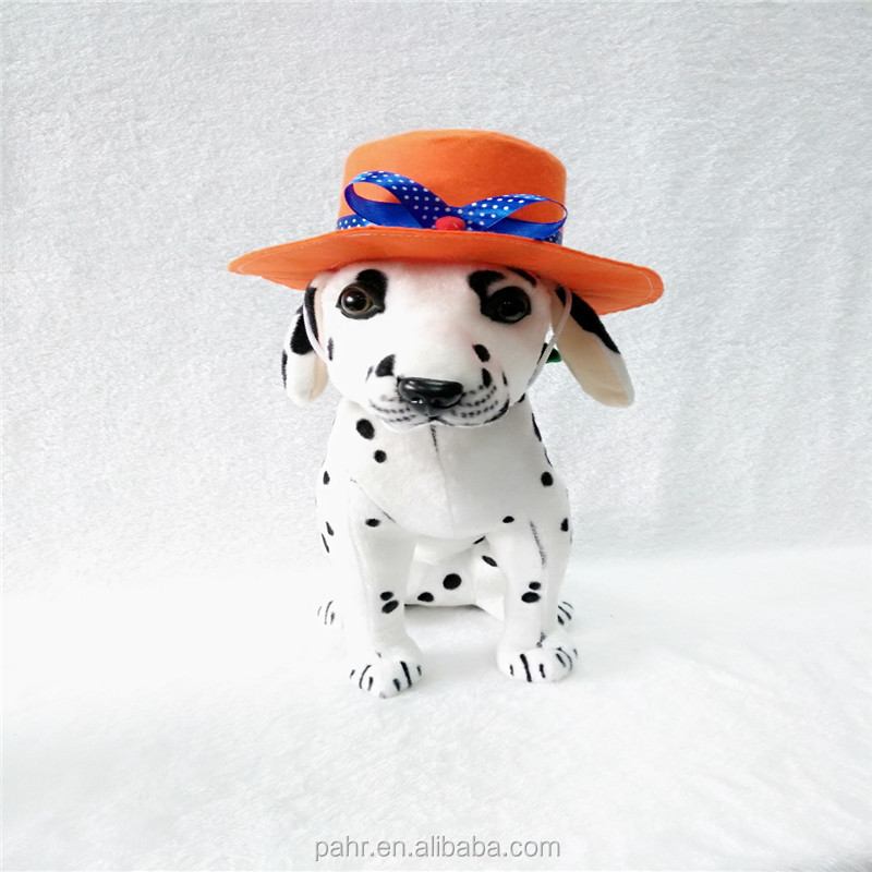 Lovely and Colorful Pet Accessories Small Dog Outdoor Hat
