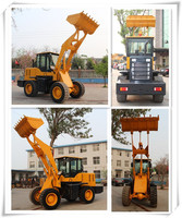 Chinese Super Low Price Loader Which Could be Used as Pipeline Construction Equipment