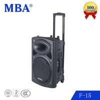 To pro hifi bluetooth speaker with handles for sale