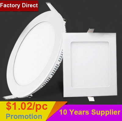 2016 NEW led panel light SKD and ceiling 2x2 indoor square led panel lighting 6w 12w 18w smd 3014 led panel light pcb