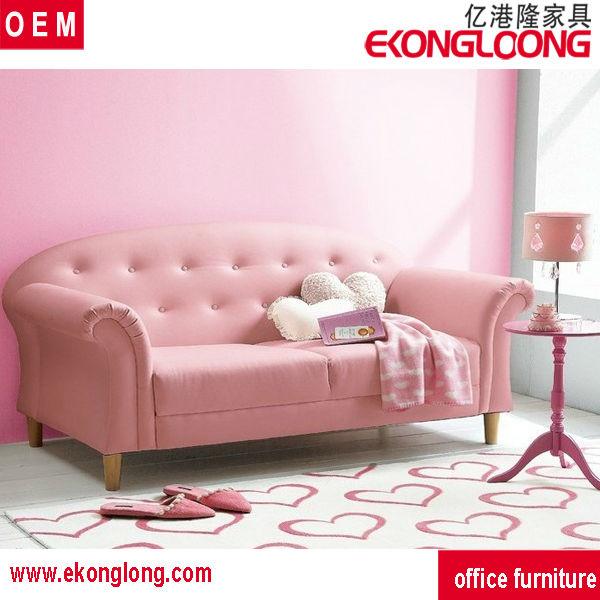 M veis para casa sof cor de rosa quarto sof bonito for Sala de estar kawaii