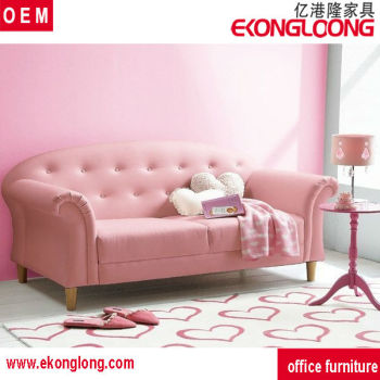 Home Furniture Pink Sofa,Bedroom Sofa Cute,Small Living Room Sofa ...