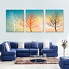 Canvas art printing interior decorative beautiful scenery wall painting