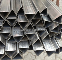 hot sales triangle sharp structural steel Special section steel tubes (pipes)
