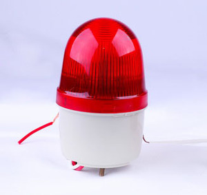 LED bulb steady flashing signal alarm lamp