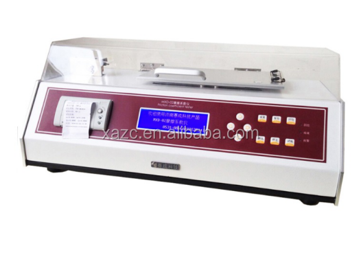 High Quality Digital Film Coefficient of Friction Tester