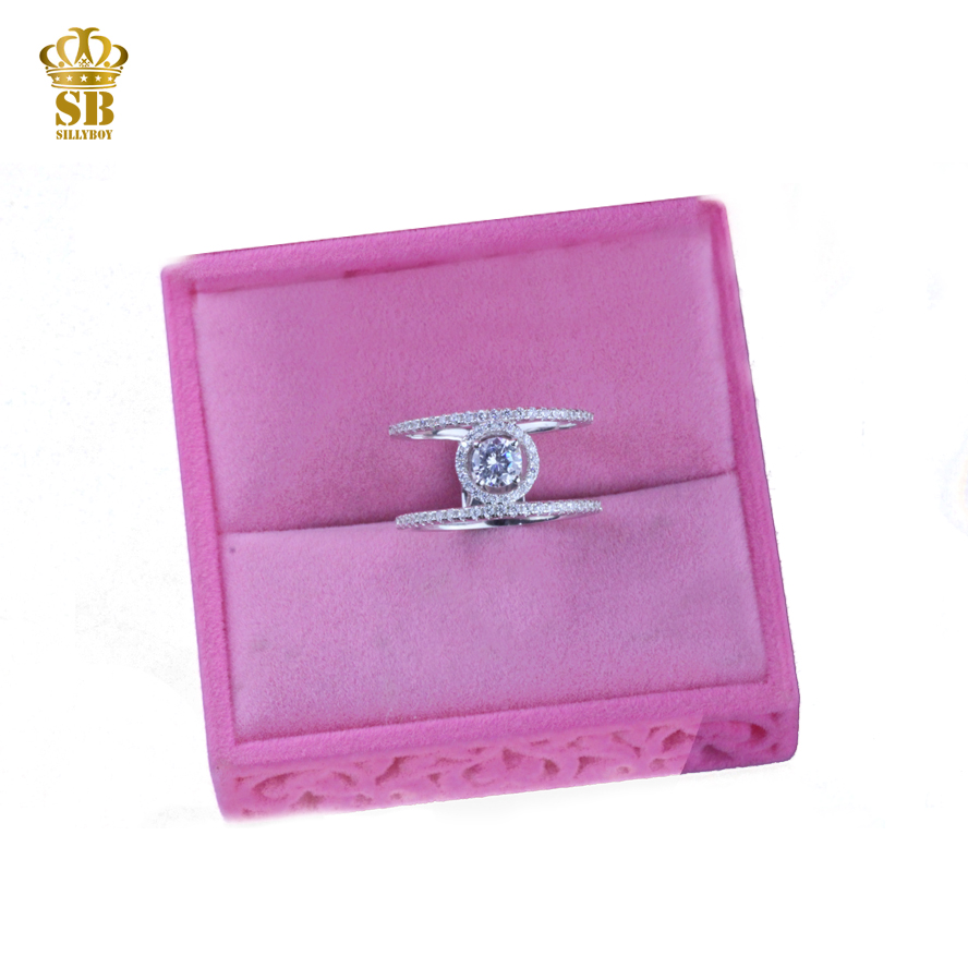 Cheap Wedding Ring Silver Gold, find Wedding Ring Silver Gold deals ...