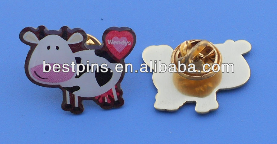 candy lovely metal pin for kids(BT-Lapel pin-20131209-476)