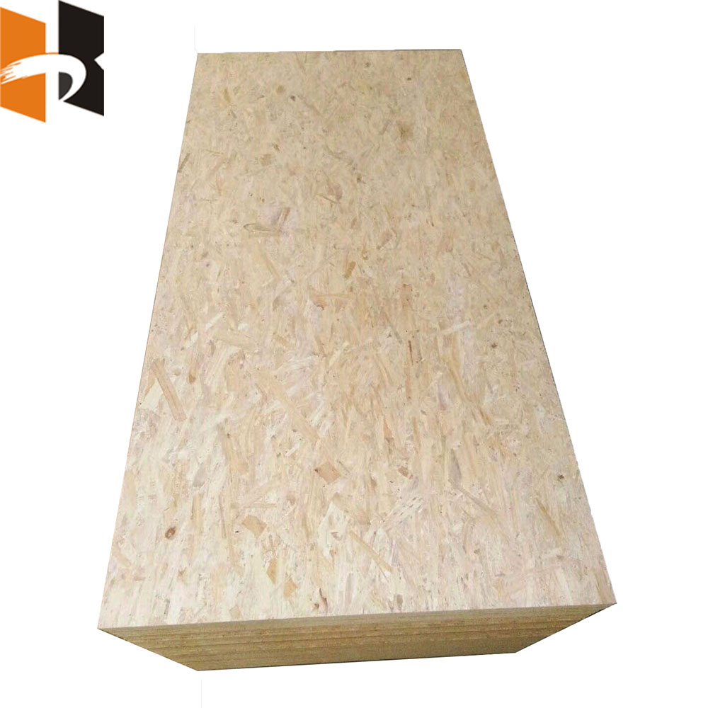 Osb productie apparatuur multifunctionele recycling 10mm osb
