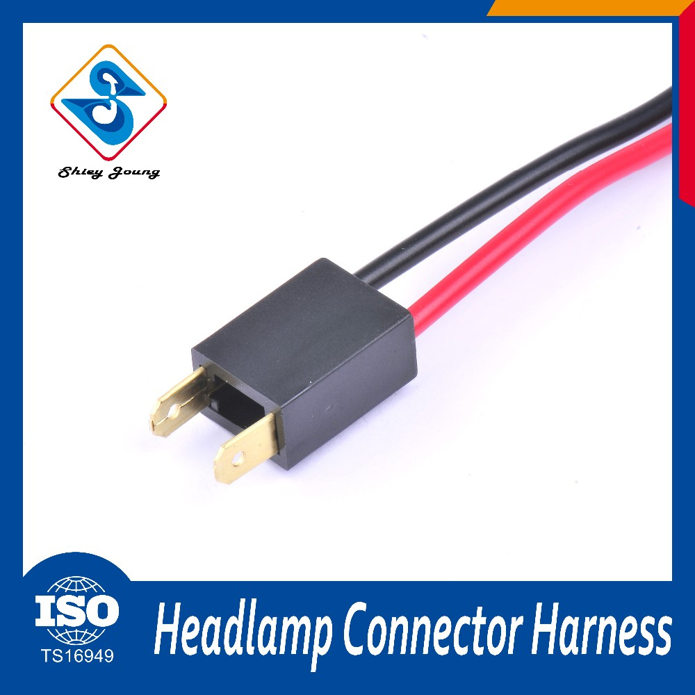 Taiwan Oem Headlight Holder 2pin Male Female Auto Electrical Wiring Harness Connector Buy Connector2pin
