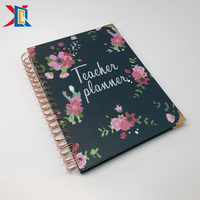 Custom Daily Planners Undated Academic Year Teacher Planner