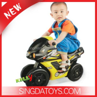 Cheap Price YZ395 DIY Plastic Motorcycle Baby Riding Cars
