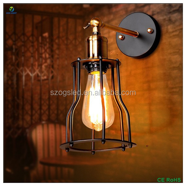 Energy Saving Chinese Shop Online Hotel Lighting Vintage Cage ...