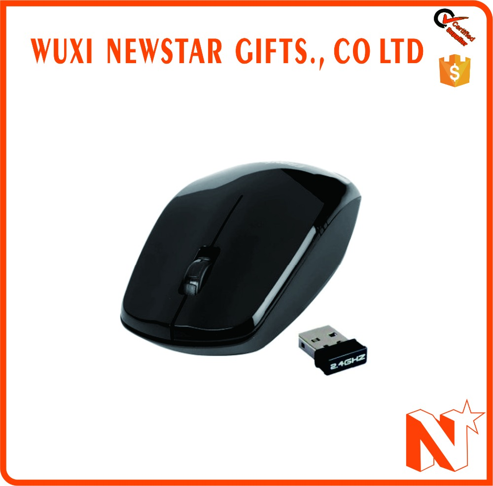 2017 International Style Custom Wireless Mouse Without Battery