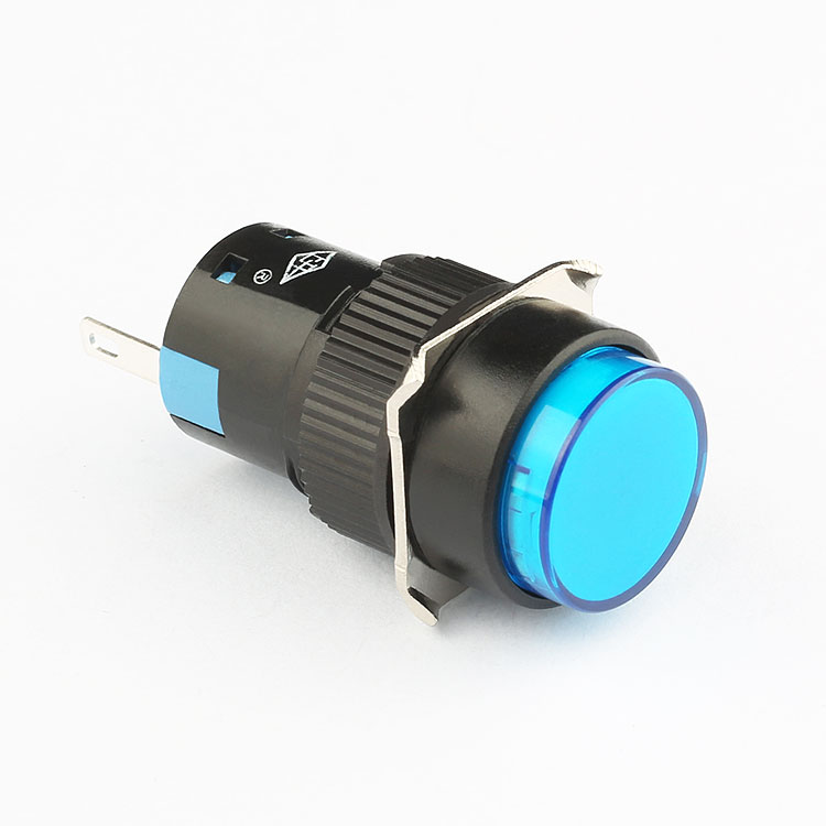 push button metal push button <strong>switch</strong> 16mm led latching push button <strong>switch</strong>