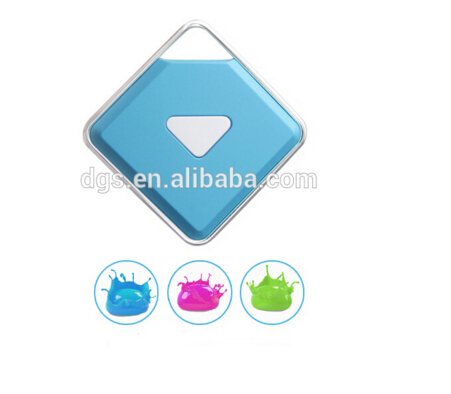 New Arrival Bluetooth 4.0 Tracker Key Finder GPS Locator Anti-Lost Alarm