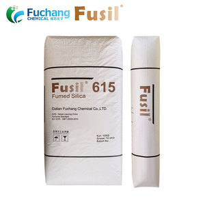 Factory supply hydrophobic nano silica fumed silica hot sell fine powder