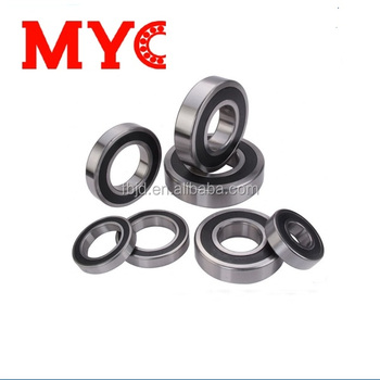 black coated bearing 608 2rs
