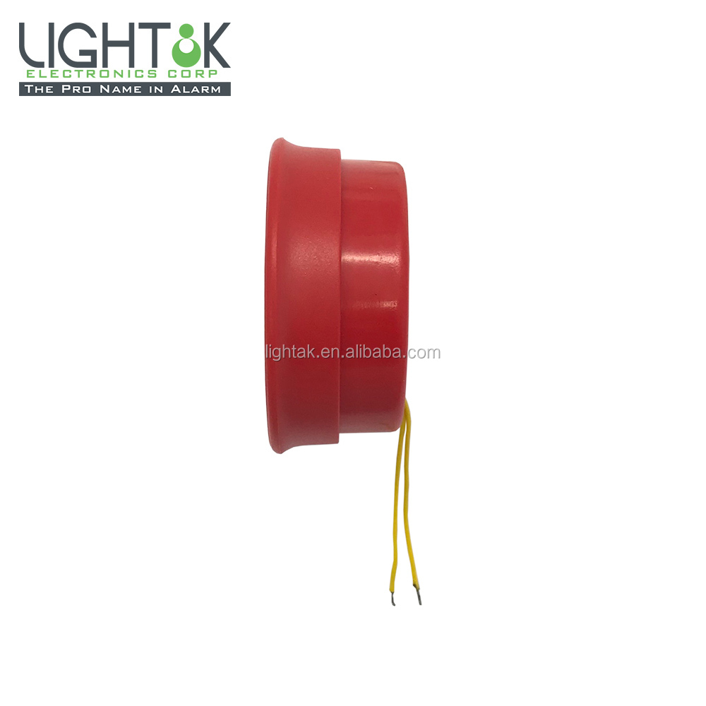 Taiwan Piezo Siren Manufacturers And Suppliers 12v Waterproof Electric Buzzer Alarm Sounder On