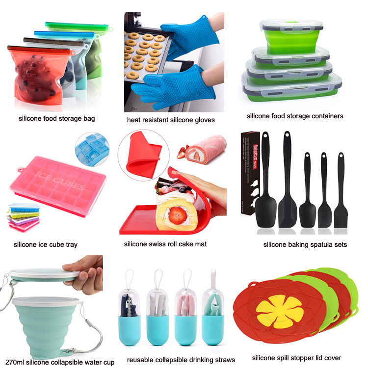 Ready to Ship Multipurpose Heat Resistance Silicone Iron Rest Tray Dish Mat Pot Stand Silicone Iron Rest Pad