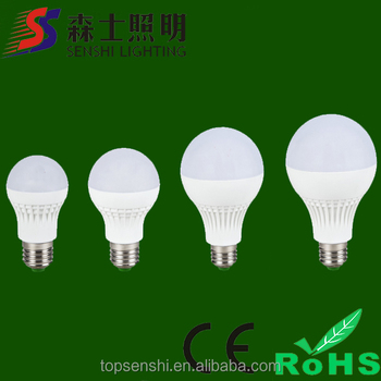 Led Bulb Ss-zs Type Light Bulb 50*95mm 3w