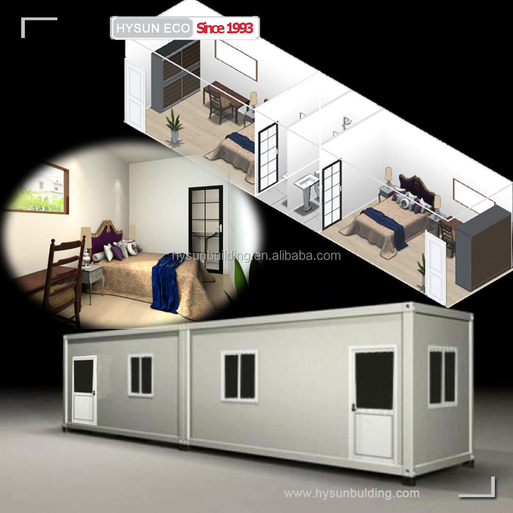 20ft 40ft HYSUN Container house/accomodation/HYCF-A026