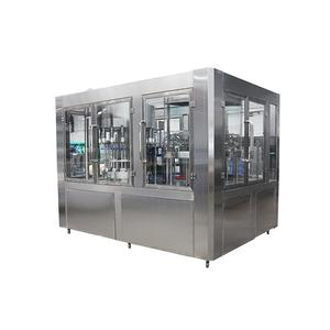 operate flexibly mineral water production machines
