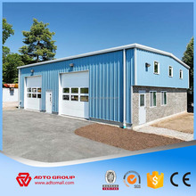 ADTO Group China Leading Light Steel Structure Manufacturer Warehouse Workshop Aircraft Hanger Shed Car Parking Canopy For Sale