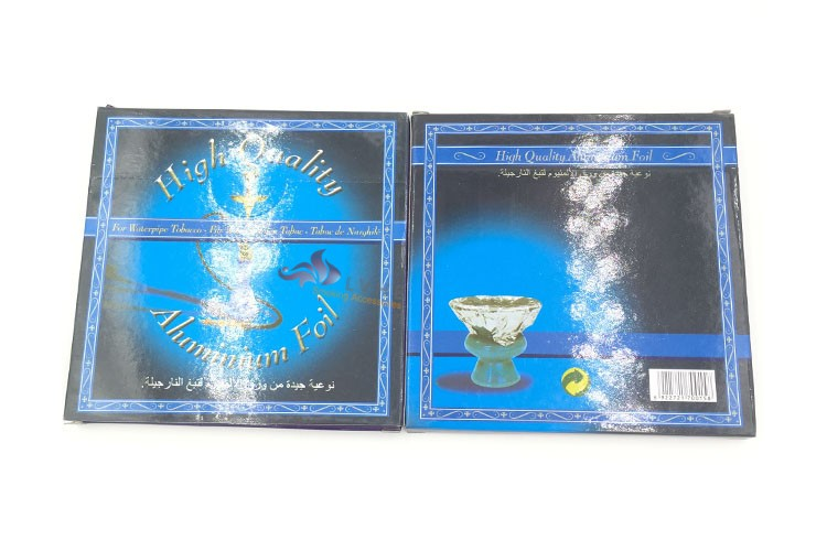 T001F Tolly New Inventions In China Hookah Aluminum Foil