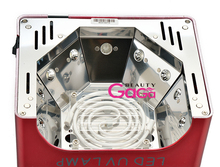 Beauty GaGa Nail Art Manicure Pedicure Nail Polish Gel Curing Dryer 35W CCFL LED Nail UV