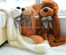 Wholesale unstuffed plush animal teddy bear toys skins