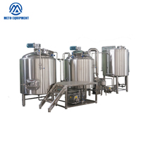 Brewers equipment lager beer brewing machine