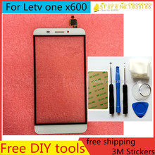 Free DIY Tools+Original New Touch Screen For Letv one x600 Glass Capacitive sensor For Letv Le 1 X600 Touch Screen panel Black
