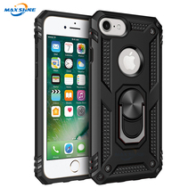 Maxshine Anti Shock Phone Case 와 링 홀더 Cover 대 한 Iphone 6 7 8, printed Tpu Pc Case 대 한 Samsung 주 8 9