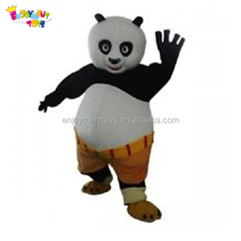 wholesale price ce kung fu panda movie character tiger mascot costume adult tigress mascot costume - Tigress Halloween Costume