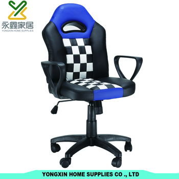 Heated Kids Racing Chair Office Chair Sport Racer Chairs