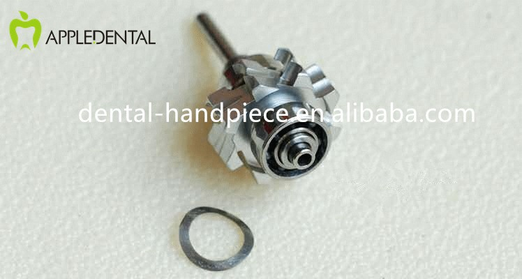 High speed dental handpiece with LED light dental handpiece led bulb Foshan factory