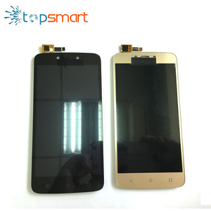 High end 5 inches cell phone touch screen lcd display digitizer for Moto C Plus