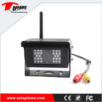 Transmission 100m open air waterproof rate Ip 67 car rear view bluetooth camera