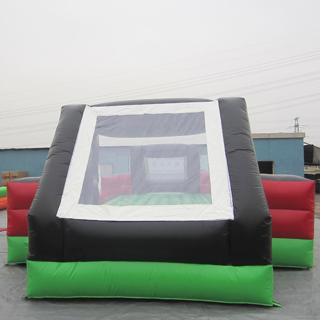 Outdoor Interactive Game Inflatable Commercial Inflatable Football Game For Sale