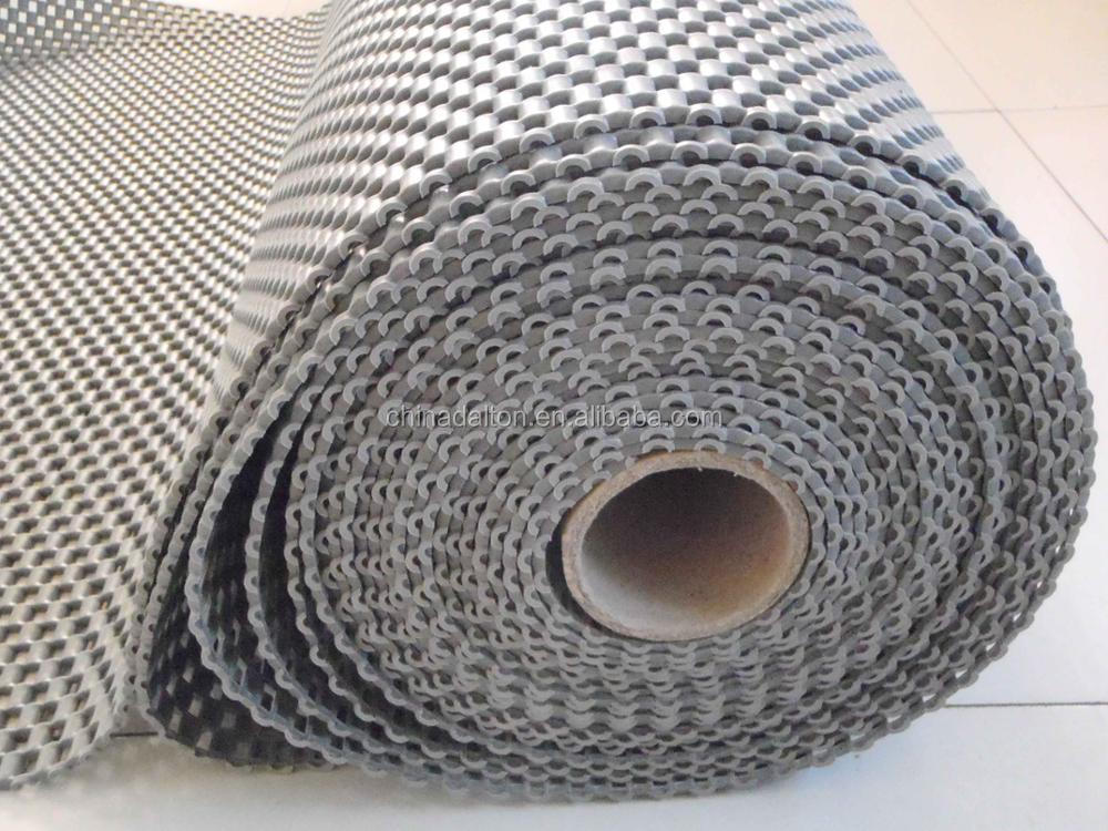 Anti Slip Water Drainage Mesh Pvc Mat Outdoor Buy Pvc