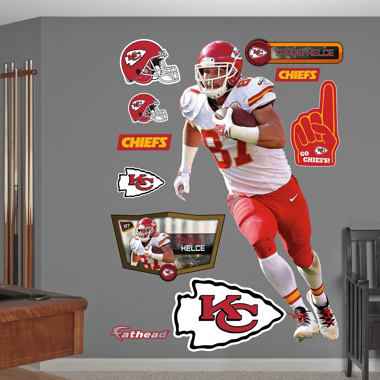 Buy Travis Kelce Autographed Kansas City Chiefs Jersey W PROOF ... d45a8ee14