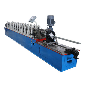 light keel cd ud roll forming machine export to turkey