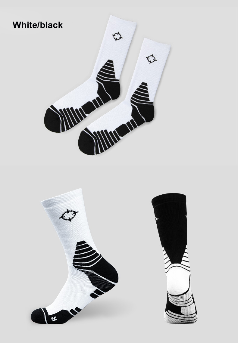 Hot Sale Young Boy Tube Socks Long Socks Men Sports Basketball, Running, Outdoor Exercise