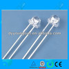5mm white super bright LED diode (general brightness / water clear )