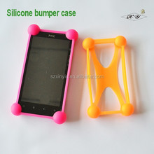 Promotional Silicone Cases / Skins / Covers for mobile phone free sample