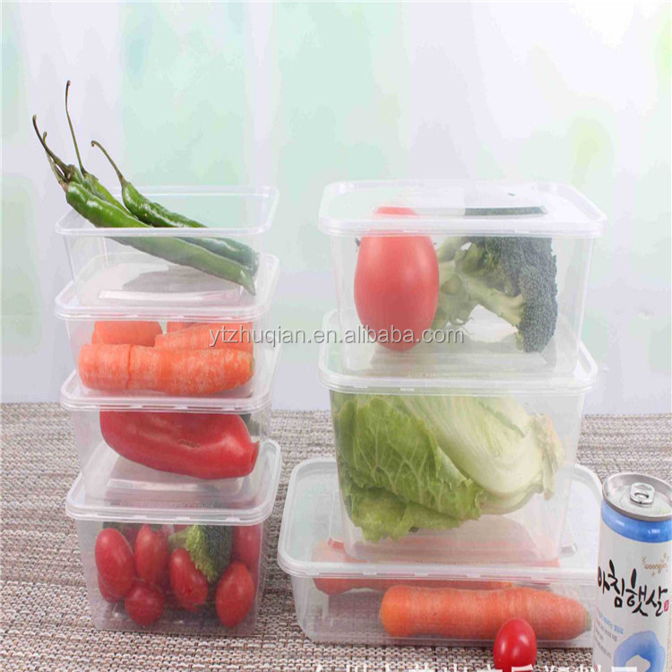 S&H Disposable Plastic Bento Box with lid